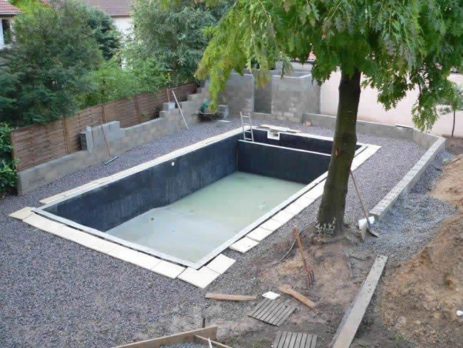 Como se construye una piscina ideas de disenos for Como se hace una piscina